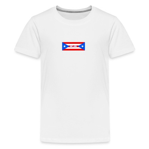 Puerto Rico Logo - Kids' Premium T-Shirt