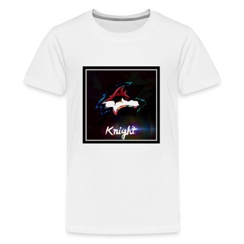 Wolf Knight - Kids' Premium T-Shirt