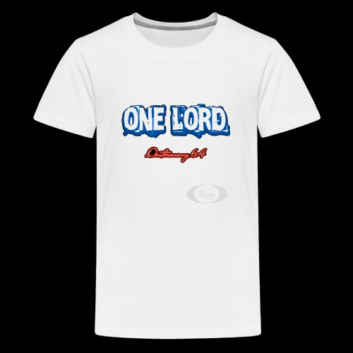 One Lord - Kids' Premium T-Shirt