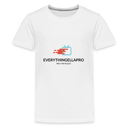 EverythingEllaPro TV Splash Design - Kids' Premium T-Shirt