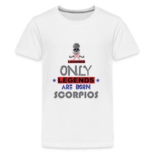 SCORPIO - Kids' Premium T-Shirt