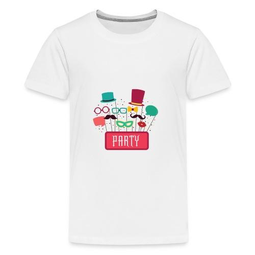 party teeshirt - Kids' Premium T-Shirt