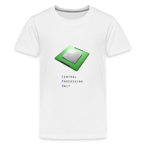 CPU - Central Processing Unit - Kids' Premium T-Shirt