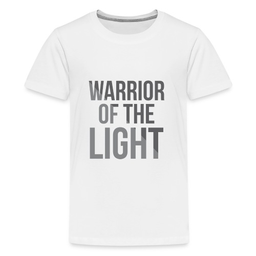 Light Warrior - Kids' Premium T-Shirt