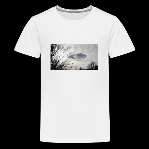Hole in sky - Kids' Premium T-Shirt