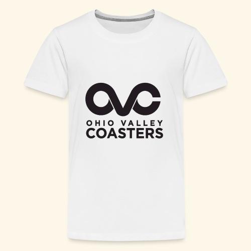 OVC Basic Logo - Kids' Premium T-Shirt