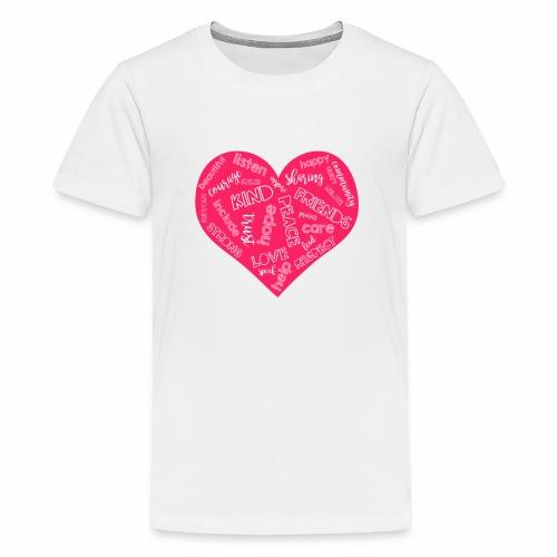 Friends Not Bullies - Kids' Premium T-Shirt