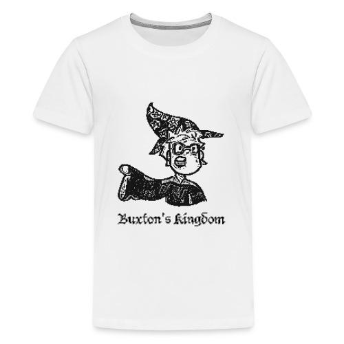 Buxton The Wizard - Kids' Premium T-Shirt