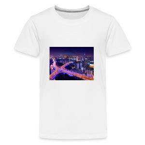 City - Kids' Premium T-Shirt