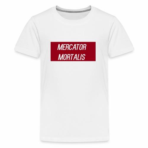 Blood Red Basic - Kids' Premium T-Shirt