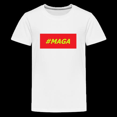 #MAGA - Kids' Premium T-Shirt