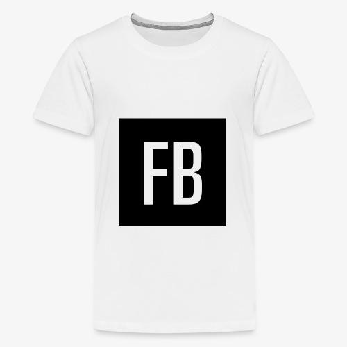 Flip Bros logo - Kids' Premium T-Shirt