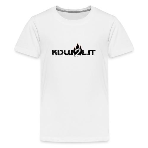 KDW2Lit - Kids' Premium T-Shirt