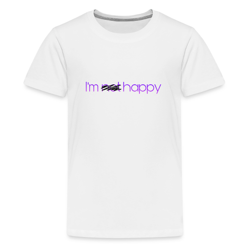 I'm happy - Kids' Premium T-Shirt