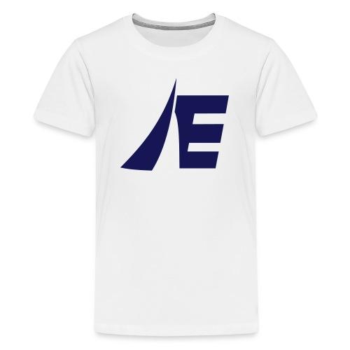 Etchell sailing class logo - Kids' Premium T-Shirt