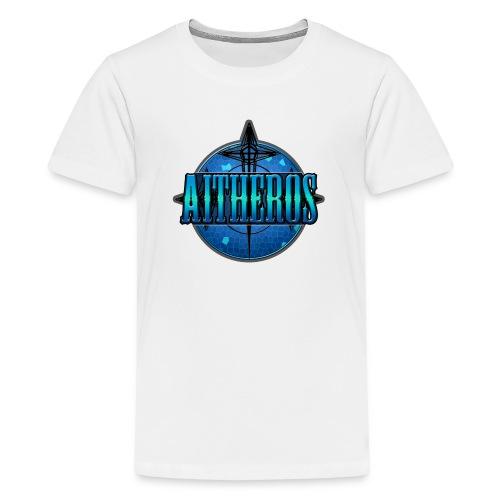 Aitheros Logo - Kids' Premium T-Shirt