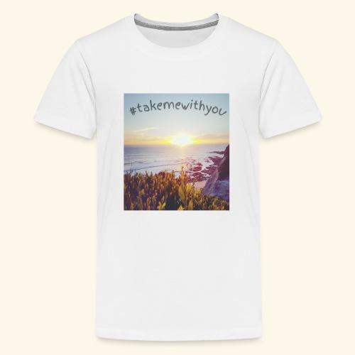 Take me - Kids' Premium T-Shirt