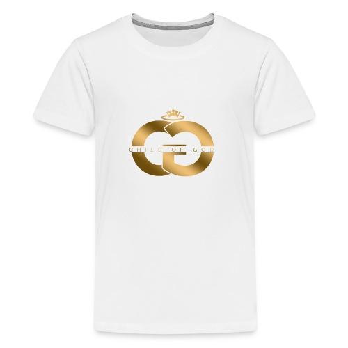 PRINT 300DPI 3 - Kids' Premium T-Shirt