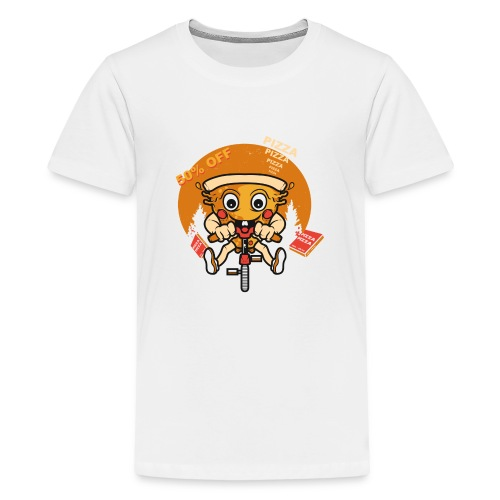 PIZZA 50 off - Kids' Premium T-Shirt