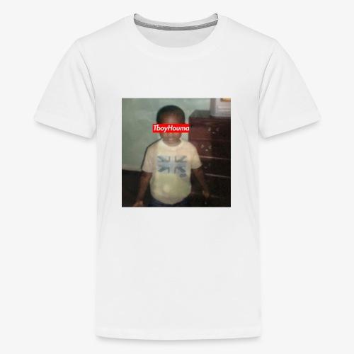 TboyHouma Baby Pic Edit Tee - Kids' Premium T-Shirt