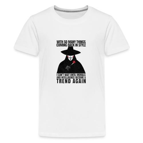 VENDETTA - Kids' Premium T-Shirt