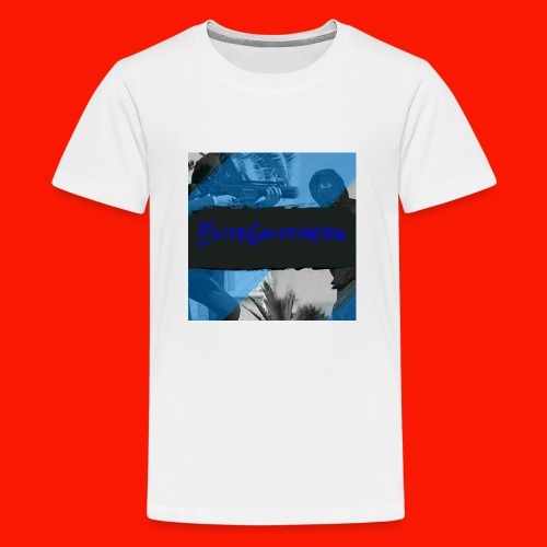 EliteGlitchersRevamp - Kids' Premium T-Shirt