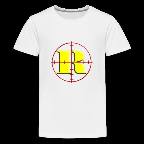 Kids Remington Logo - Kids' Premium T-Shirt