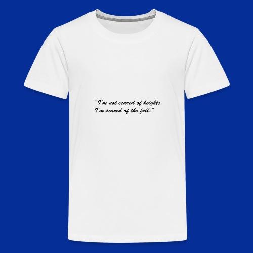 Heights - Kids' Premium T-Shirt