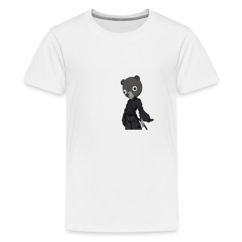 Jinnosuke Stand off pose - Kids' Premium T-Shirt