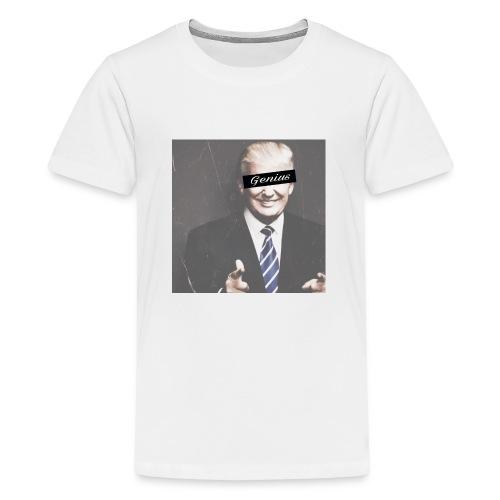 Donald Trump Genius - Kids' Premium T-Shirt