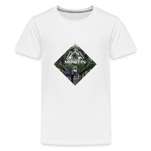 Diamond_MOWTIN_Logo - Kids' Premium T-Shirt