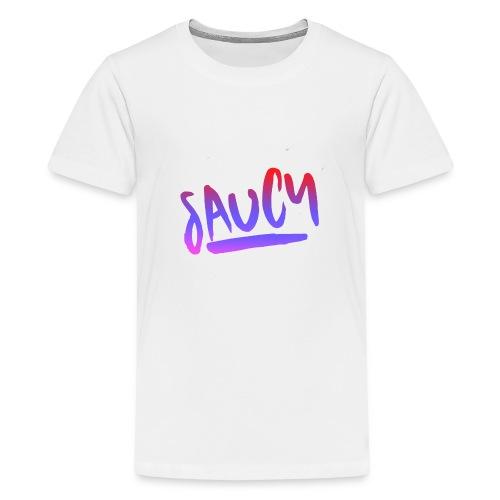 Saucy - Kids' Premium T-Shirt