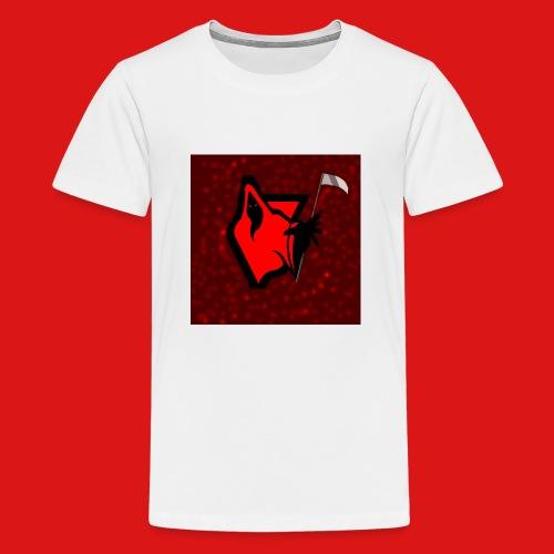 PhantomGames Logo - Kids' Premium T-Shirt