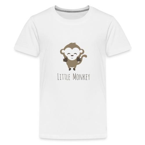 Little Monkey - Kids' Premium T-Shirt