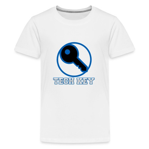 TechKey TV Logo - Kids' Premium T-Shirt