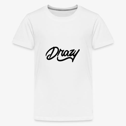 drazy signature - Kids' Premium T-Shirt