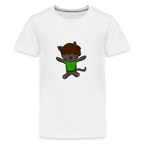 kitty ambuscade - Kids' Premium T-Shirt