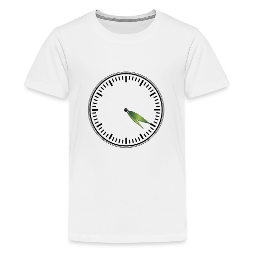 420 Time - Kids' Premium T-Shirt