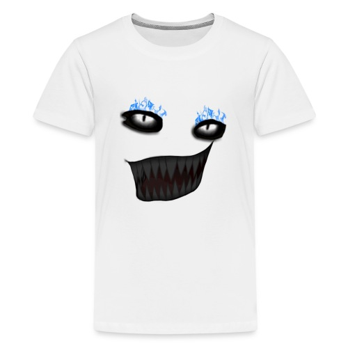 Littism Flame Biter Face - Kids' Premium T-Shirt