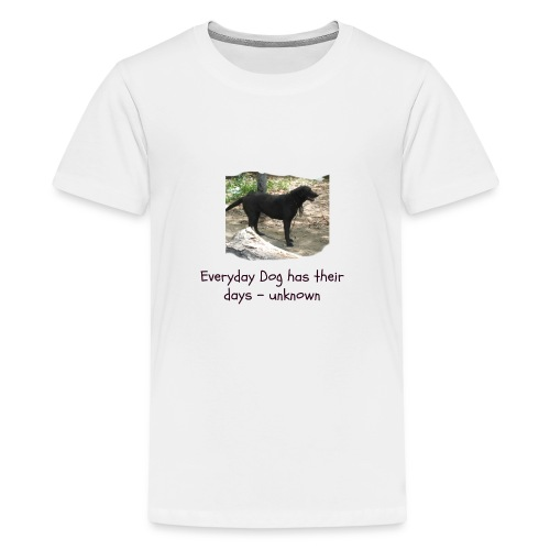 doggie - Kids' Premium T-Shirt