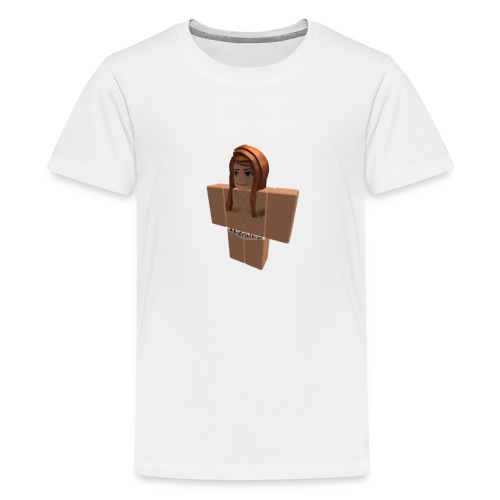 roblox girl - Kids' Premium T-Shirt