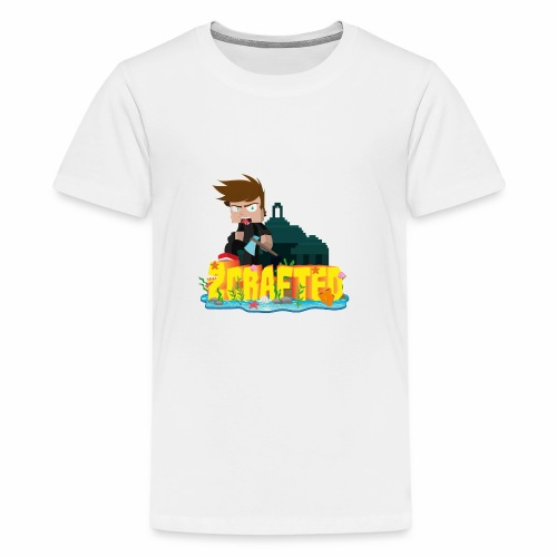 2Crafted Brand - Kids' Premium T-Shirt