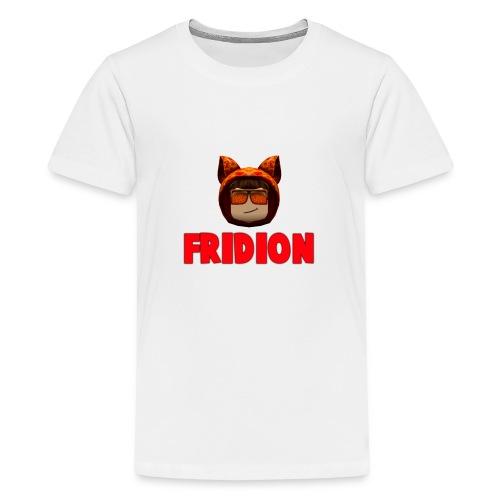 Fridion Button - Kids' Premium T-Shirt