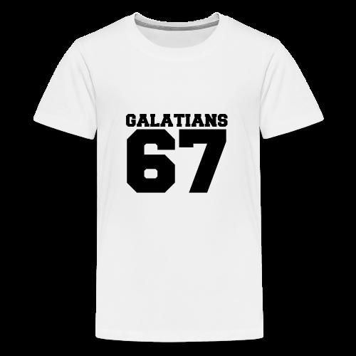 G67 - Kids' Premium T-Shirt