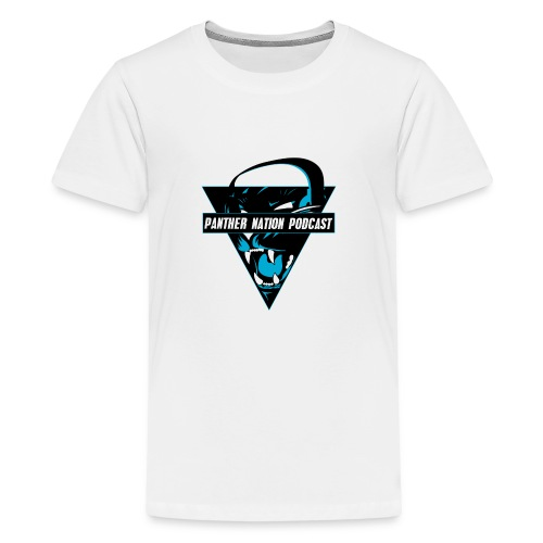 Panther Nation Podcast - Kids' Premium T-Shirt