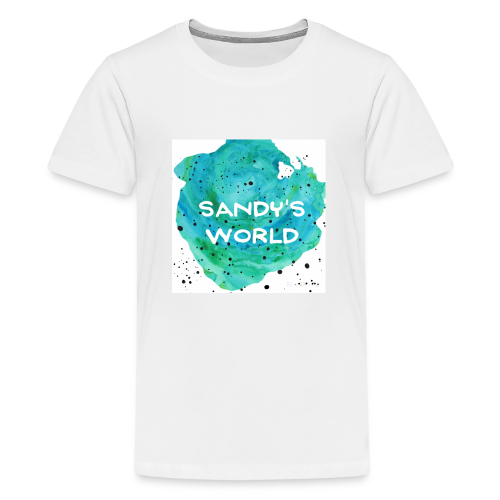 Sandy's World - Kids' Premium T-Shirt