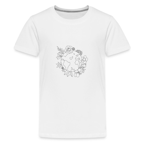 Love Blooms - Kids' Premium T-Shirt