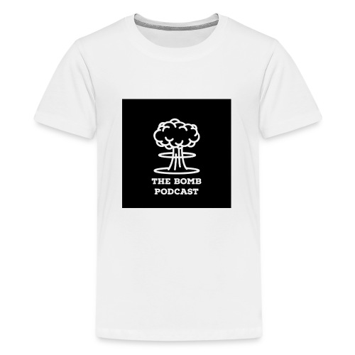 The Bomb Podcast official gear - Kids' Premium T-Shirt
