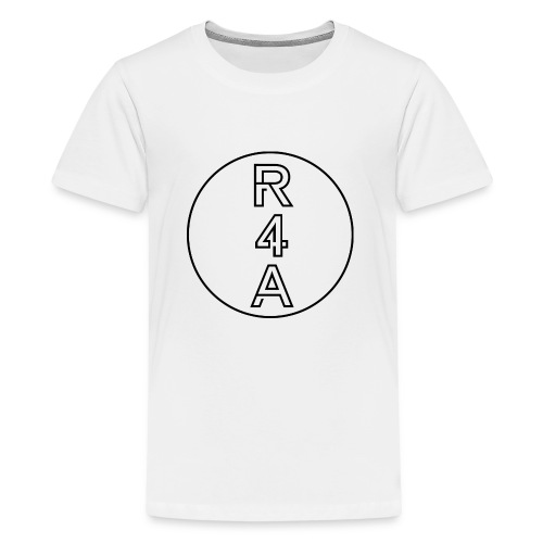 RoomForAll Channel Logo Merchandise - Kids' Premium T-Shirt