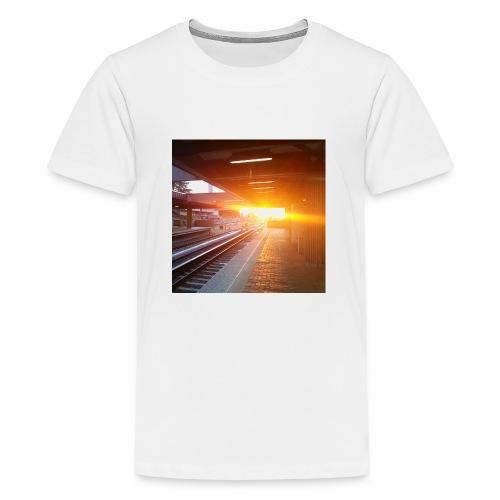 Station Sunrise - Kids' Premium T-Shirt